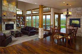 open country floor plans country style open floor house plans