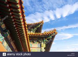 chinese imperial roof decoration stock photos u0026 chinese imperial