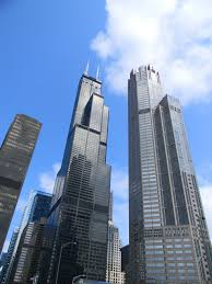 sears tower tallest building in chicago illinois and the united