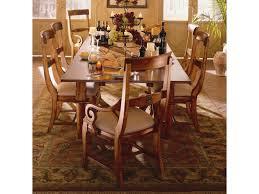 kincaid dining room kincaid furniture tuscano refectory leg table becker furniture