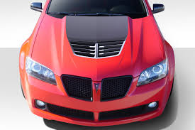 08 09 pontiac g8 stingray z duraflex body kit hood 112618 ebay
