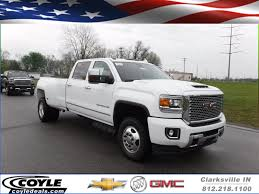 new 2017 gmc sierra 3500hd denali crew cab pickup in clarksville