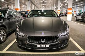 maserati gray maserati ghibli diesel 2013 2 april 2017 autogespot