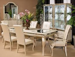 Mirror Dining Room Simple Decoration Mirror Dining Room Table Redoubtable Mirrored