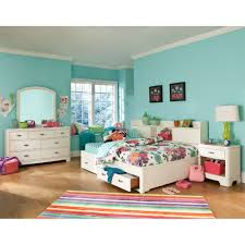 buy the legacy classic kids park city bookcase lounge full bed in