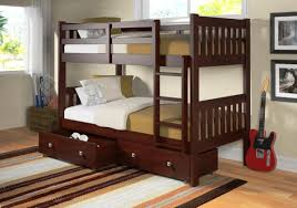 bedroom best modern brown wood bed boy bedroom decorating with Boys Bed Frame