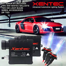 lexus es300 xenon lights xentec slim xenon hid light kit for lexus es300 gs300 is300 nx300h