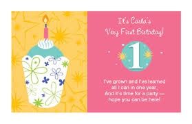 1st birthday free printable birthday invitations for kids blue mountain