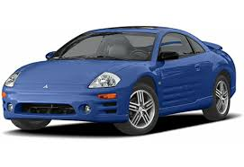 2003 mitsubishi eclipse overview cars com