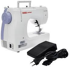 usha janome dream stitch automatic zig zag electric sewing machine