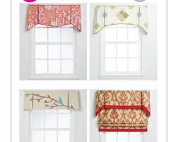 Valances Window Treatments Patterns Valance Pattern Etsy