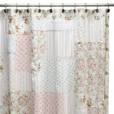 Shower Curtain Rod Round - bathroom inspired curved shower curtain rod in contemporary with