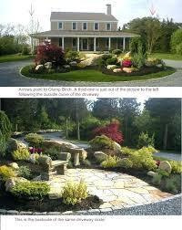 Garden Driveway Ideas Driveway Design Ideas Front Garden And Driveway Design Practical