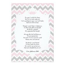 thank you notes for baby shower baby shower thank you cards zazzle
