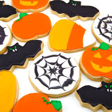Bat Cookies For Halloween by Sweet Pea U0027s Kitchen Halloween Sugar Cookies