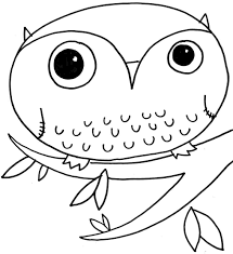 owl coloring pages printable free printable owl coloring pages
