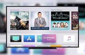 customize home to customize apple tv home screen