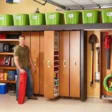 Free Standing Garage Shelf Plans by Best 25 Garage Shelving Plans Ideas On Pinterest Building
