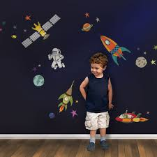 wall decals and wall stickers by simple shapes outer space wall sticker