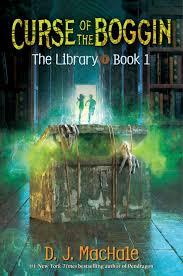 curse of the boggin the key d j machale books