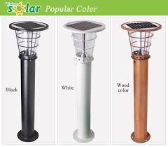 professional ce outdoor solar led lawn light solar led garden