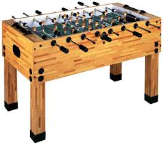 imperial butcher block foosball table review