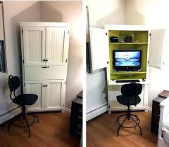 white computer armoire desk armoires corner computer armoire desk white computer antique desk