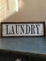 Laundry Room Signs Decor Laundry Sign Laundry Room Sign Laundry Decor Laundry Room