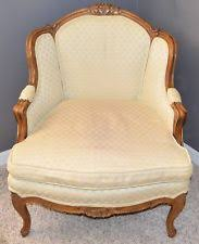Antique Accent Chair Gold Accent Chairs Antique Furniture Ebay