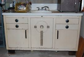 Vintage Kitchen Cabinet Steel Kitchens Archives Retro Renovation
