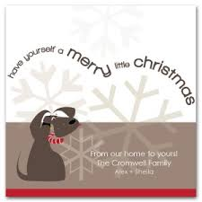 dog christmas cards printable dog christmas card template