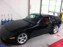 1987 porsche 944 sale porsche 944 coupe 1987 black for sale wp0aa0945hn452399 heavily