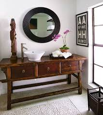 Dresser Style Bathroom Vanity by Simple Details Dresser As Bathroom Vanity Bathroom Vanity Style
