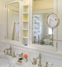 gorgeous mirrored medicine cabinet method new york transitional
