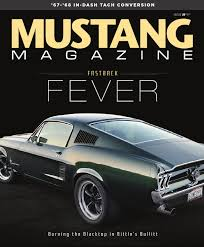mustang magazine issue 20 by mustang magazine issuu