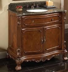 Antique Looking Bathroom Vanities Homethangs Com Has Introduced A Guide To Queen Anne Leg Bathroom