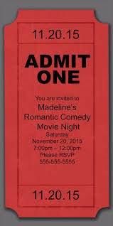 best 25 movie night invitations ideas on pinterest outdoor