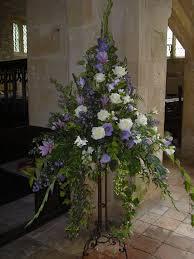 Church Flower Arrangements 35 Best Church Flowers Images On Pinterest Church Wedding