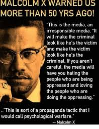 Malcolm X Memes - malcolm x warned us more than 50 yrs ago this is the media an