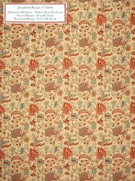 home decorative fabric josephine rouge u2013 french general