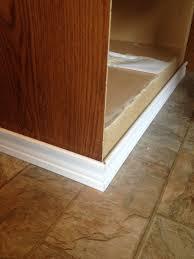 cabinet image of kitchen cabinet base trim kitchen cabinet base