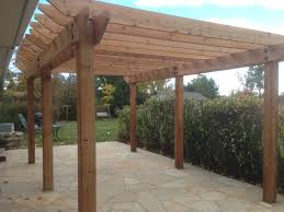 Flagstone Patio With Pergola Our Work Root Zone Landscape In Fort Collins Colorado