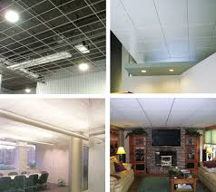 Drop Ceiling Installation by Acoustical Ceilings Installation Renovation And Removal Of