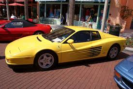 testarossa maintenance cars we 1985 1991 testarossa tirebuyer com