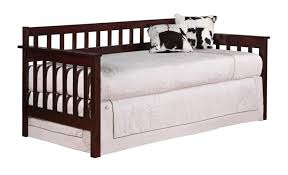 Wood Day Bed Creative Day Bed With Pop Up Trundle For Guest U2014 Loft Bed Design