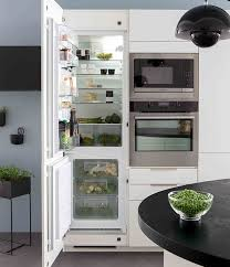cuisine du frigo meuble cuisine frigo