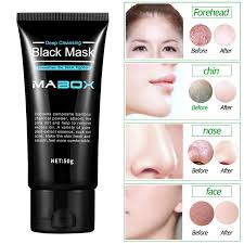 purifying blackhead acne remover peel mud deep cleaning anti aging