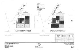 developer plans to raze east cherry buildings rahway rising