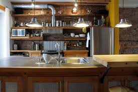 Open Metal Shelving Kitchen by Kitchen Elegant Kitchens Image Of Fresh In Decoration Design