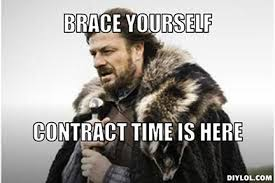Contract Law Meme - dojo4 contract this